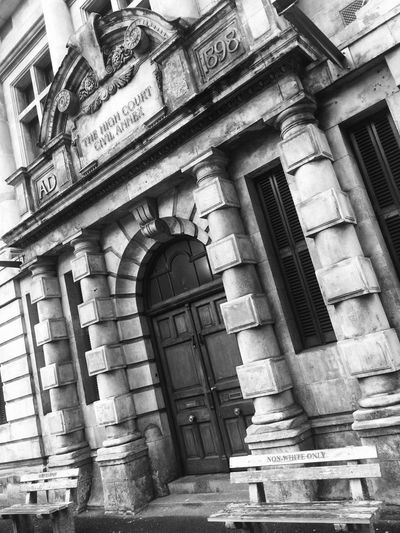 Old High Court - Cape Town First Eyeem Photo