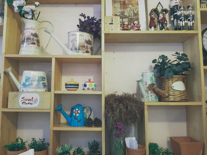 Shelf Variation