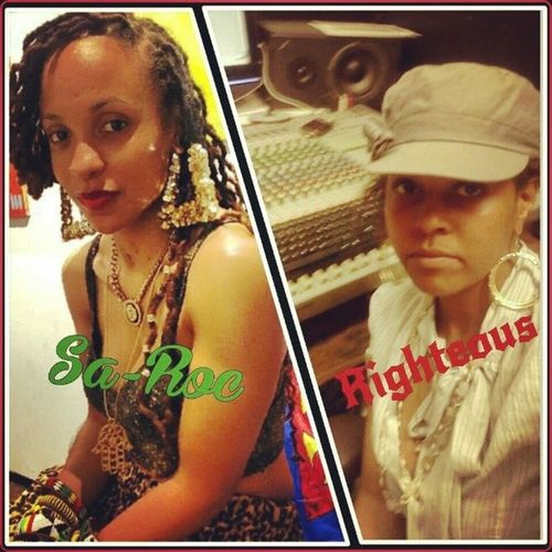 Righteousdagoddess and Saroc ? Hmmmm Godhop Godera legend