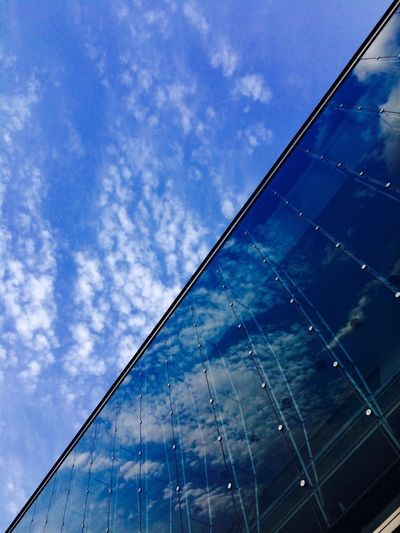 Geometric Shapes In Heaven Taking Photos Japan Sky Collection Sky