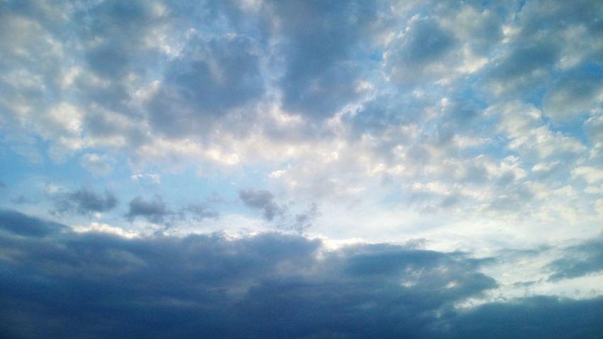 Bulutlar!