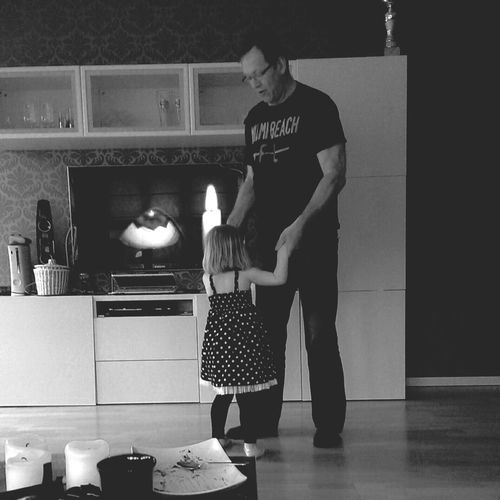 Family ♥ Dance Black And White Collection  HTC One