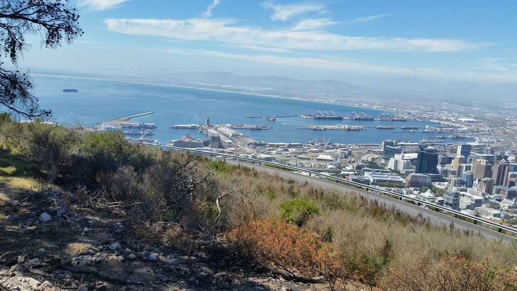 Table Bay Cape Town Beauty I Love Cape Town Cape Town Capetown Hanging Out Check This Out Taking Photos Clear Skies Clear Skies, Sun Shining Blue Wave Sea And Sky Coastal Beauty Coastal_collection Seascape Seaside Adventures