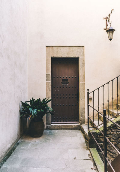 Architecture Enter Entry Entryway Home SPAIN Architecture Built Structure Day Door Doorway España Indoors  Minimalism No People The Graphic City