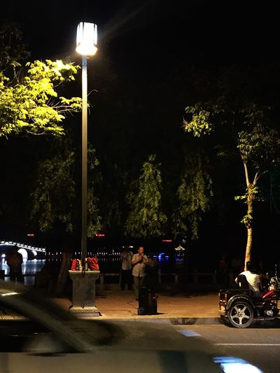 龙亭湖畔.大爷的一曲--北京北京,也是醉了 Relaxing