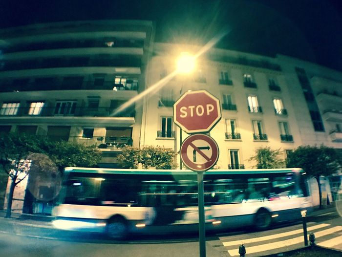 Stop Stop Sign