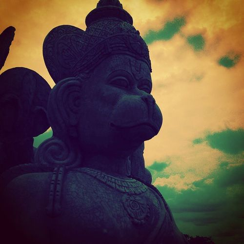 Lordhanuman Indiapictures Sky God Indiangod Instapic Greatday
