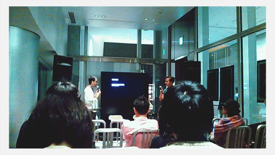 EyeEm Workshop Snapshot Thanks To EyeEm Project 2014