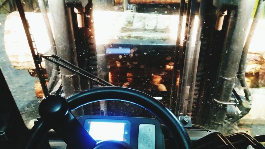 Transportation Mode Of Transport Land Vehicle No People Close-up Steering Wheel Indoors  Day Gauge