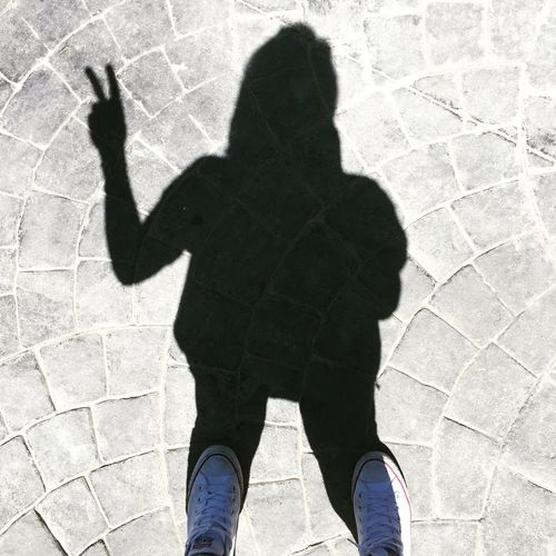 My shadow tells