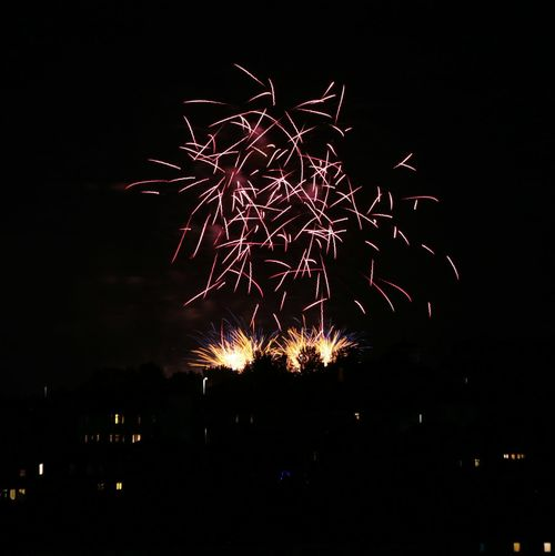 Exploding Night