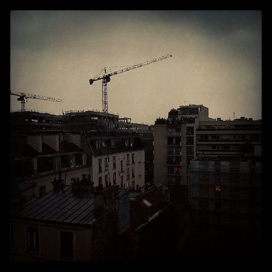 Paris Daynight
