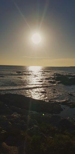 sun Water Sea