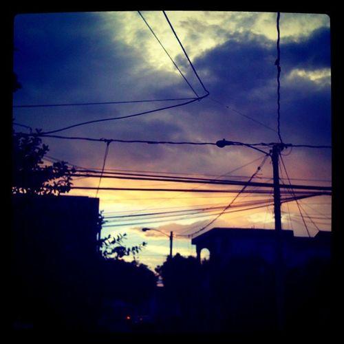 Same Sunset Withfilter