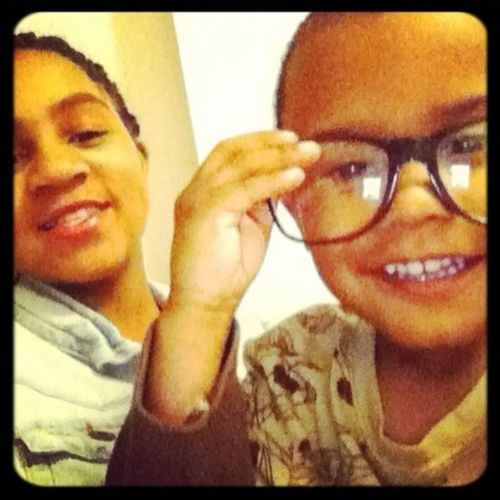 Me And My Little Cousin