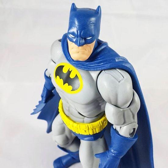 Batman Dccomics Thedarkknight TheDarkKnightReturns Brucewayne Toys Toyphotography Toypizza Toysarehellasick Toycollector Toycommunity Toycollection Thefigureverse Ata_dreadnoughts FrankMiller