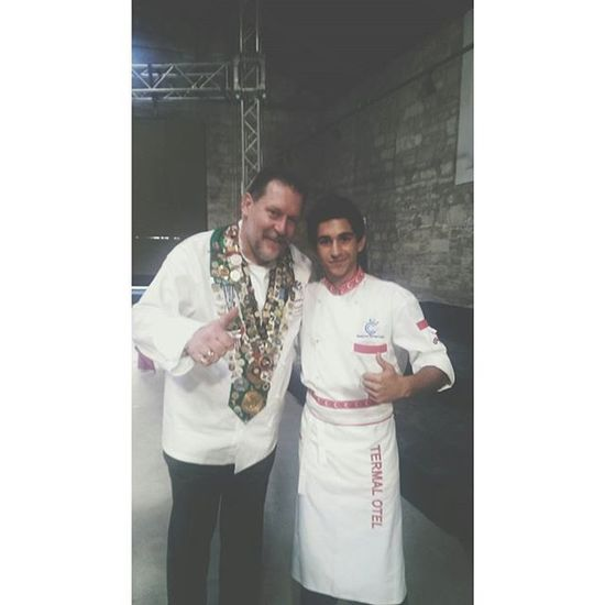 Best  Cheff Ever With me smile madel thomas cool