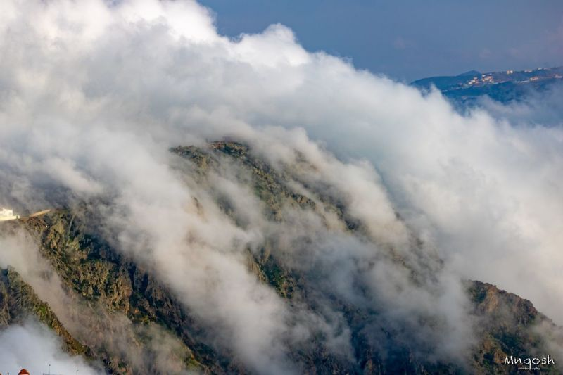 Mountain Cloud - Sky Beauty In Nature Scenics - Nature Sky Environment Nature