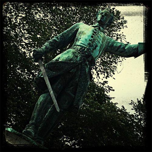 Stockholm History Karl XII