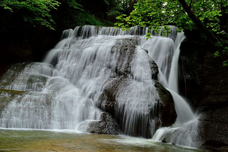 Waterfall-collection waterfall water landscape nature beautiful [ Waterfalllovers Waterfall Trip Waterfall Photography The Week On EyeEm