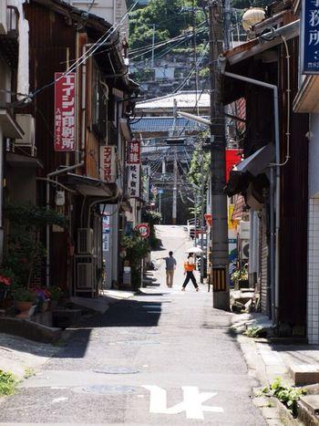 「はつらつ 」長崎県長崎市内眼鏡橋近辺 Street Street Photography