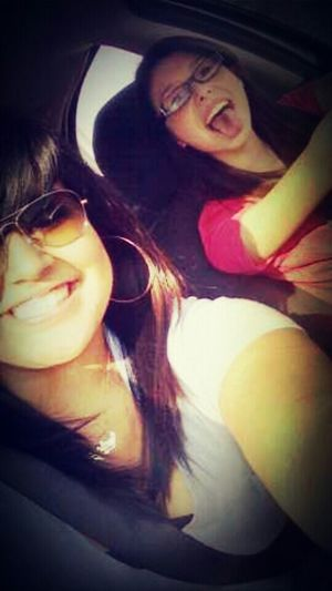 Yess weve been bestfriends through it all & with everything it just made us closer :)