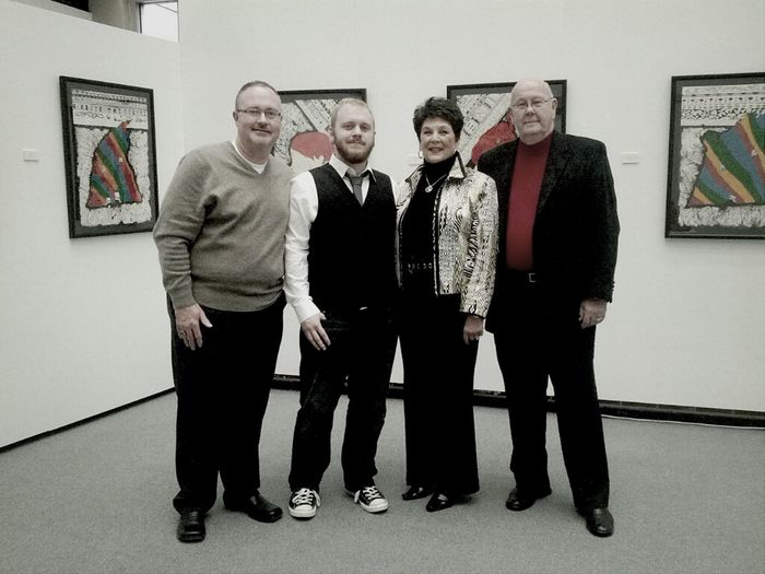 Alexander Bridges Exhibition