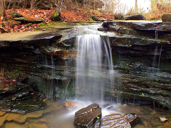 Peaceful Zen Motion Long Exposure Waterfall Water Nature No People Beauty In Nature Day Outdoors Freshness