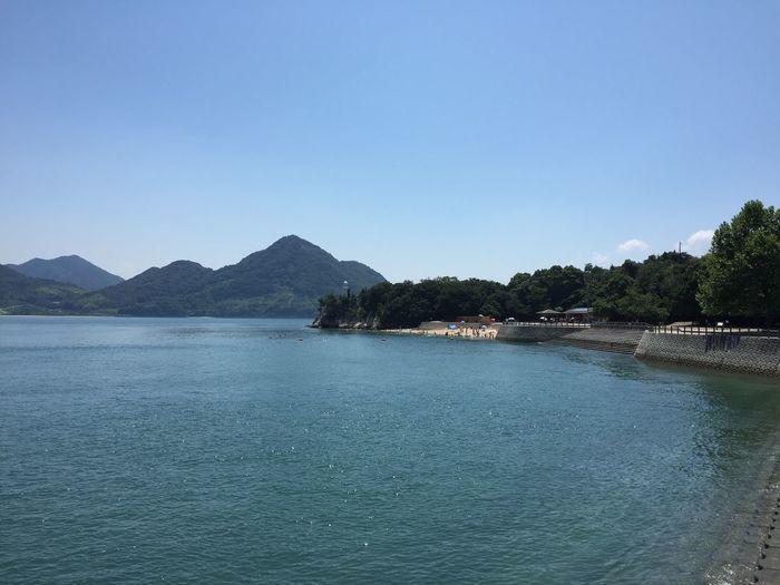 入り江 Inlet Sea Seaside Seascape Cape  Island Setouchi Sea Japan