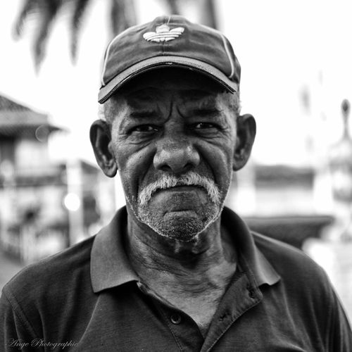 Cuban Style Travel Cuba Streets Streetphotography Street Photography Cuban Life Travel Destinations Cuba One Man Only Portrait Mature Adult Only Men One Person Real People Looking At Camera People Outdoors