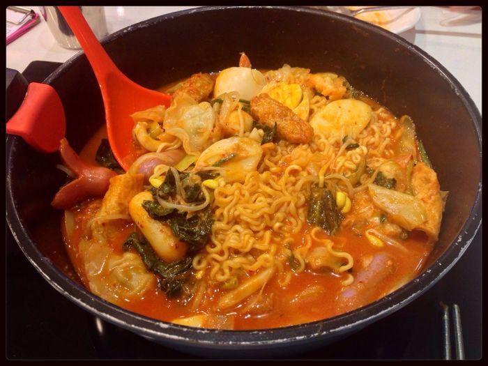 Eating Food Snack Korea Food