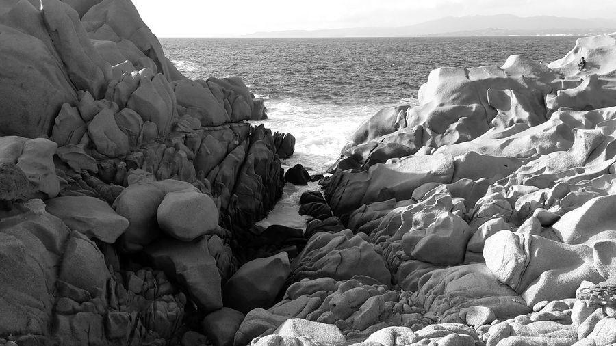 Le rocce di