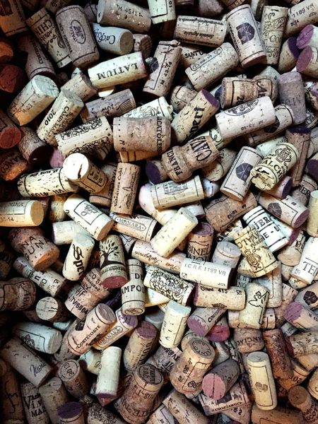 Wine Lovers Italia Valpolicella Corks Red Wine Textures And Surfaces