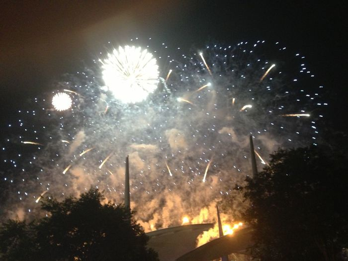 Celebration Event Exploding Firework Firework Display Night Outdoors Sky Sparks
