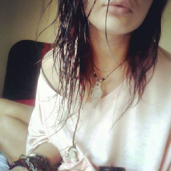Lips Wethair  Selfie Hairwrap