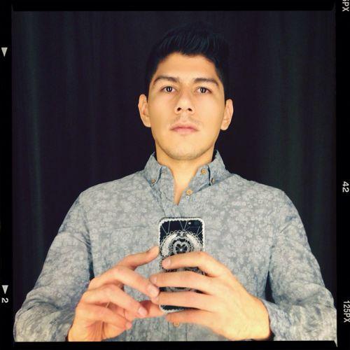 Self Portrait JustMe Selfie Handsome