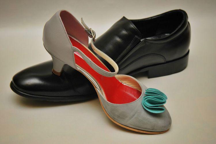 Shoes Shoes Lady Shoes Man Shoes Dancing