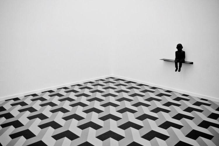 Geometric Shapes NEM Black&white NEM BadKarma