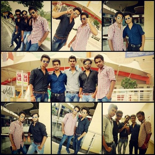 """My FRIENDSHIP for you is a journey, Starting at forever, And ending at never."".. Awesome Friends Gaurav Prakhar Ajay Katik Friends_forever Likeforlike Followforfollow Followme Than Followback Blue_sky Shine Awesome Looking"