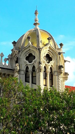 Architecture Building Exterior Built Structure Baroque Style Dome Beautiful View Sky Decorative Structure Design Architecture_collection Eyeem Photography Thailand