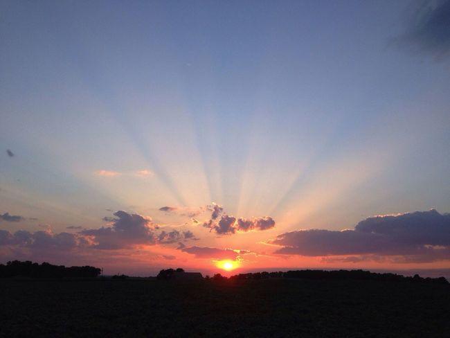 Light Up Your Life Sun Set Sun Light
