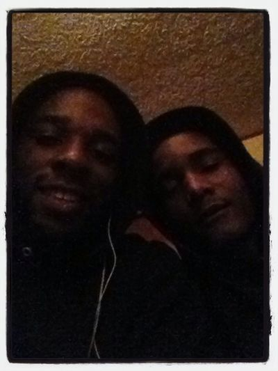 Me And Lil Cuddy Kev Blowed