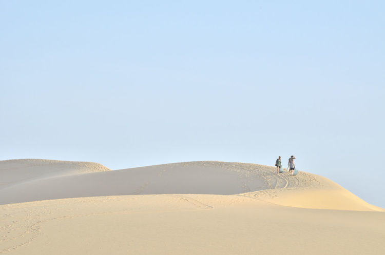 Desert Deserts Around The World Dessert Porn Muine Muine, Vietnam  Sand Sand Dune Traveler Vietnam