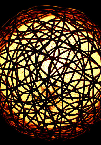 Pattern Indoors  No People Close-up Day Moon Lantern Christmas Party Lamp Night Dark Dark Background Happy New Year! Festival Snug Warm Wood Wooden Light Light Model Lumber Spa Summer Relax