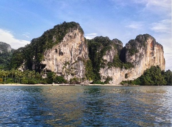 Travel ASIA Thailand Railay Beach