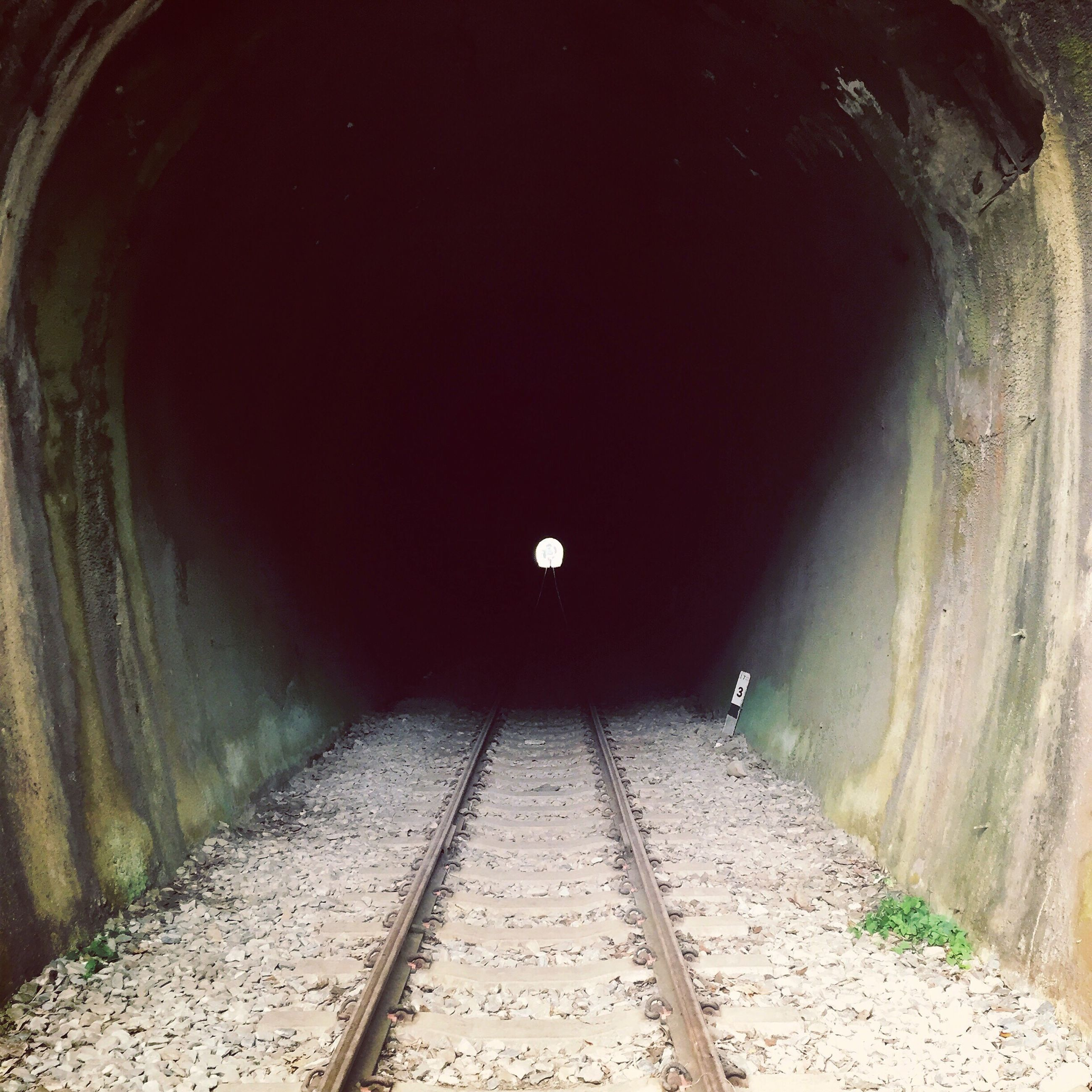 tunnel, outdoors, no people, day