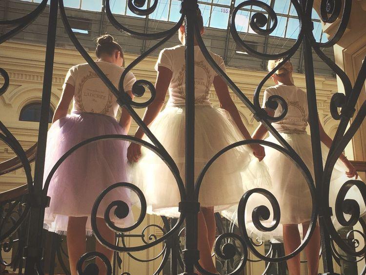 Искусство балет
