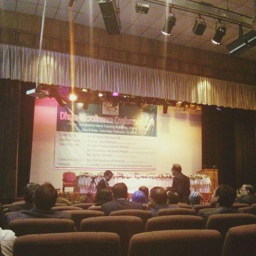 Dhaka Microfinance Conference 2014 Microfinance BangladeshBank Microcredit