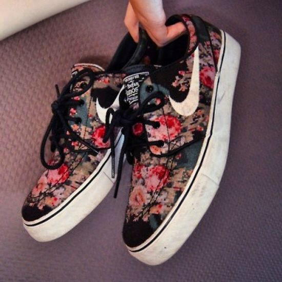 Now that I think about I do need new shoes. ??? IWant Nike StefanJanoski Shoes