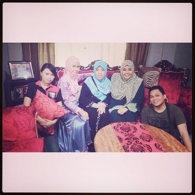 Gerakan geng2 karas sek.rendah...friendship over than 15 yrs.. ♥ them much2 Nhabff Nharaya